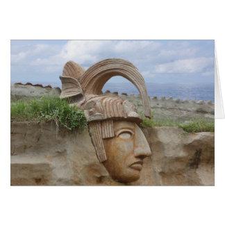 Mayan Wonder Note Cards