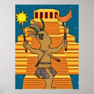 MayanPop Poster