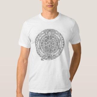 mayans calendar t-shirt