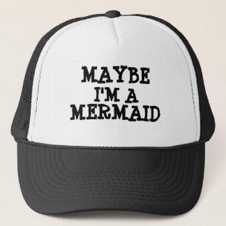 Maybe I'm a Mermaid baseball hat