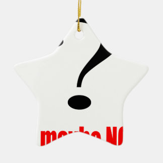 maybe suggestion afraid possibility red note marry ceramic ornament