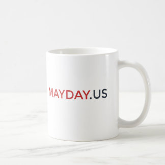 MayDay Mug (2-Sided)