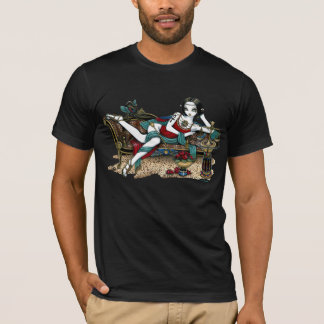 """Mayet"" Egyptian Goddess Maat Angel T-Shirt"