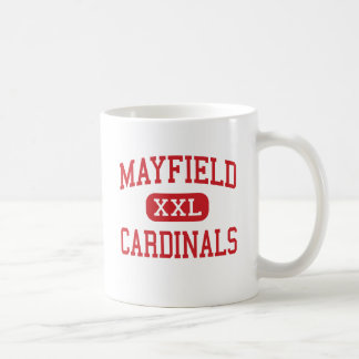 Mayfield - Cardinals - Middle - Mayfield Kentucky Coffee Mug