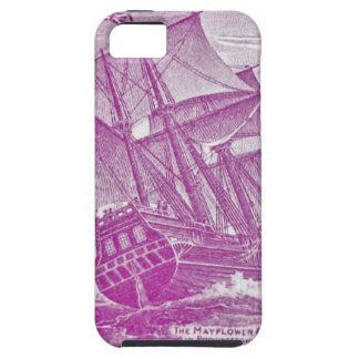 Mayflower iPhone SE iPhone 5/5S, Tough Phone Case