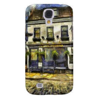 Mayflower Pub London Van Gogh Galaxy S4 Cases