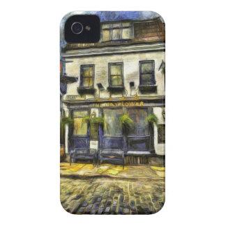Mayflower Pub London Van Gogh iPhone 4 Case