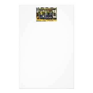 Mayflower Pub London Van Gogh Stationery