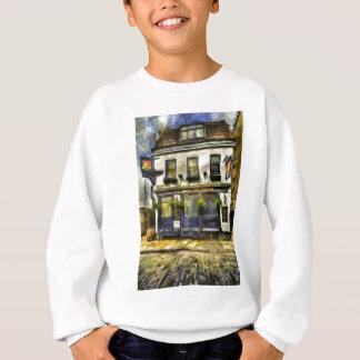 Mayflower Pub London Van Gogh Sweatshirt