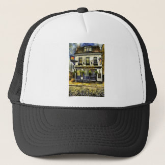 Mayflower Pub London Van Gogh Trucker Hat