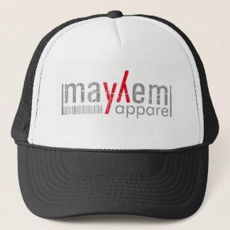 Mayhem Apparel Trucker hat