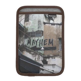Mayhem Street Art Graffiti Ipad Case