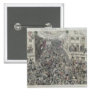 Mayhew s Great Exhibiton London 1851 Pins