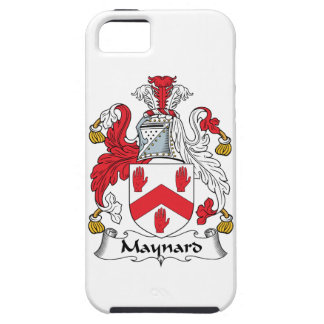 Maynard Family Crest Tough iPhone 5 Case