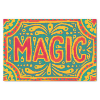 Mayo De Magic Tissue Paper