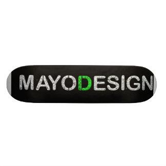 Mayo Design Skateboard