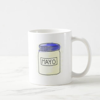 Mayonnaise jar collection coffee mug