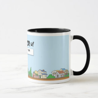 Mayor of ? City - Mug