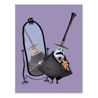 Mayor of Halloween Town | Mirror Postcard