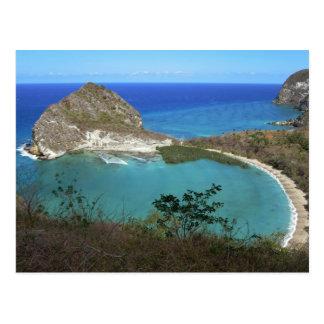 Mayotte - Small Ground East Coast - Moya Beach Postcard