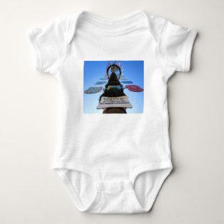 Maypole #3 baby bodysuit