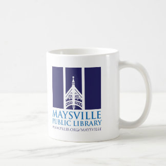 Maysville Public Library mug