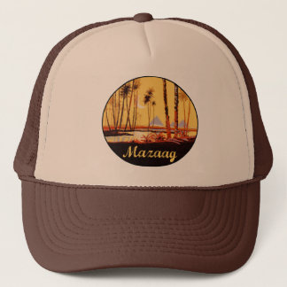 Mazaag Vintage Day Trucker Hat