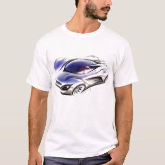 Mazda Furai Concept drawing T-Shirt