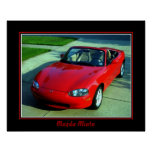 Mazda Miata POSTER