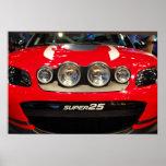 Mazda Super 25 MX5 Miata Poster