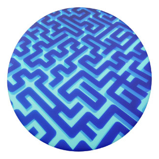 Maze Blue Eraser