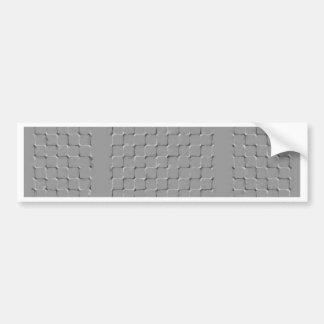 maze bumper sticker