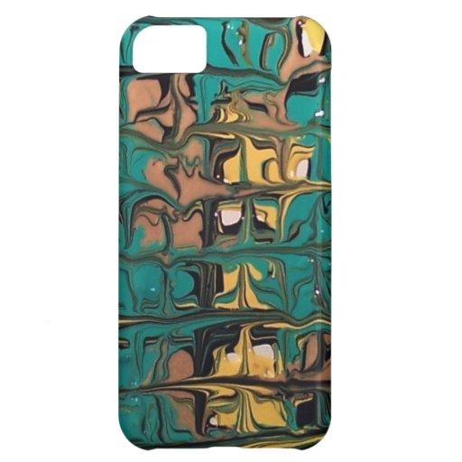 maze iPhone 5C case