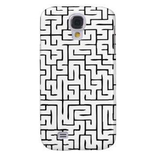 Maze Galaxy S4 Cases