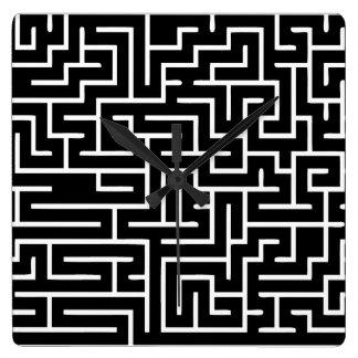 Maze Clock