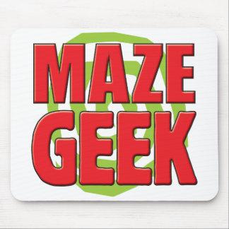 Maze Geek Mousepads