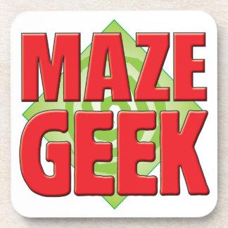 Maze Geek v2 Coasters