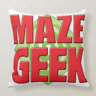 Maze Geek v2 Pillows