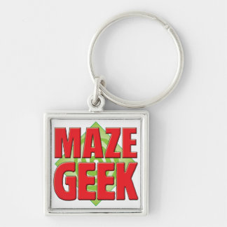 Maze Geek v2 Keychains