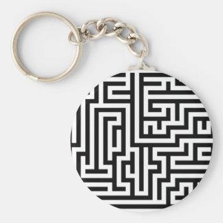 Maze Key Chains