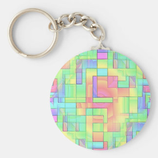Maze Key Ring