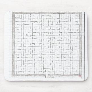 Maze Mousepad 1