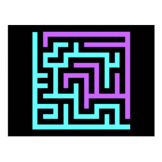 Maze Post Cards