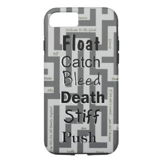 Maze Runner Inspired Phone Case
