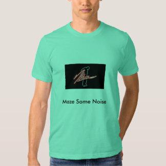 Maze Some Noise Tee Shirts