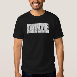 Maze Tee Shirts