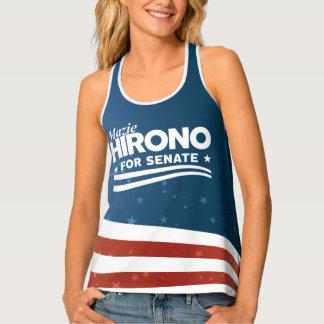 Mazie Hirono for Senate Singlet