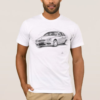 MB C55 AMG T-Shirt