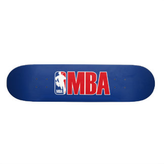 MBA SKATE BOARDS