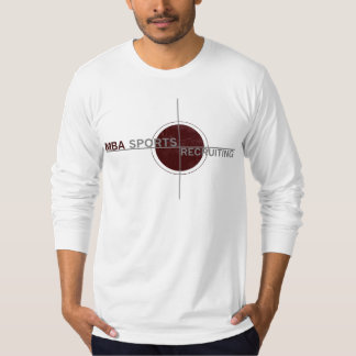MBA Sports Recruiting long T-Shirt